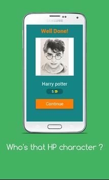 Who's that HP Character ? - HP Character trivia screenshot 2