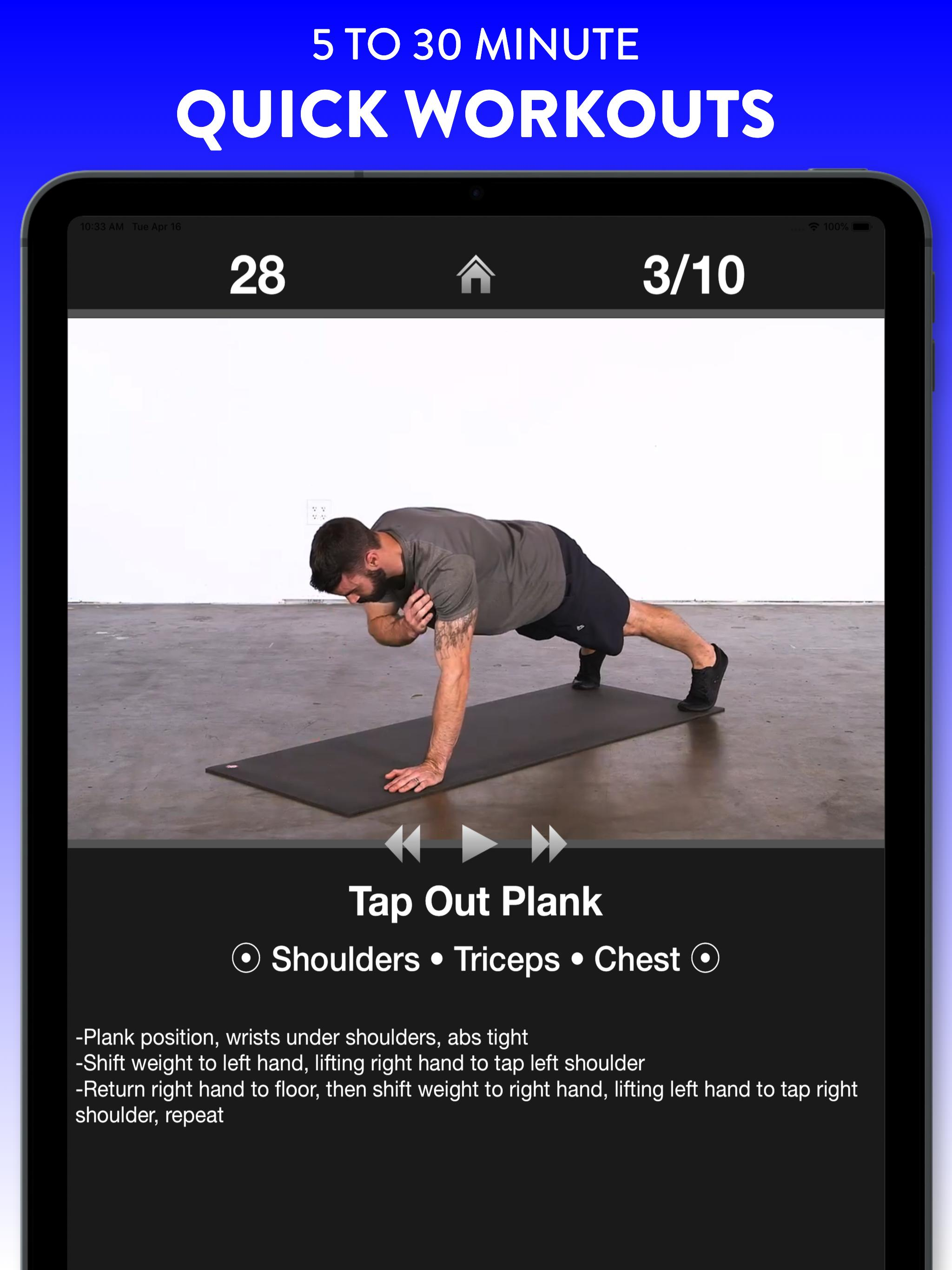 Daily Workouts For Android Apk Download
