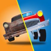 Car Restoration 3D icon