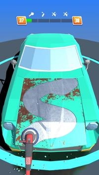 Car Restoration 3D poster