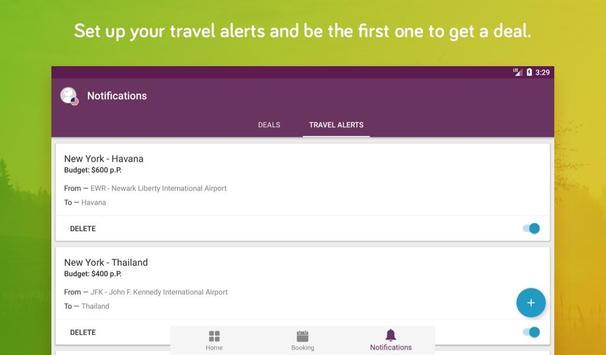 TravelPirates Top Travel Deals screenshot 11