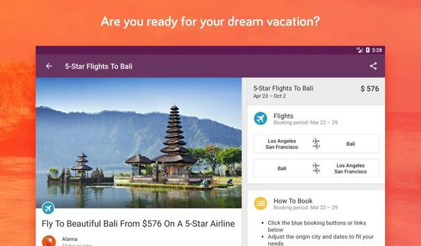 TravelPirates Top Travel Deals screenshot 13