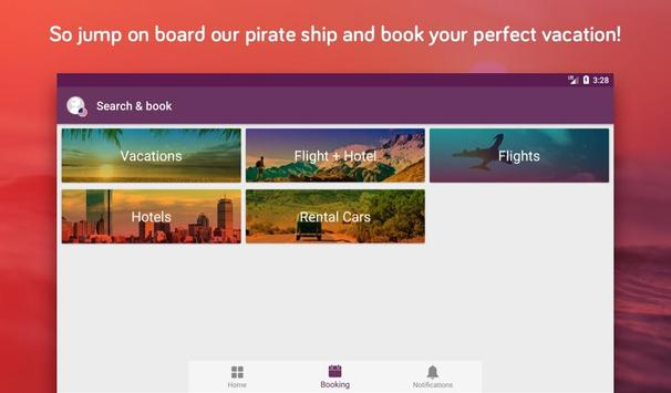 TravelPirates Top Travel Deals screenshot 14