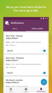 TravelPirates Top Travel Deals screenshot 1