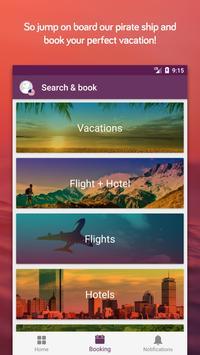 TravelPirates Top Travel Deals screenshot 4