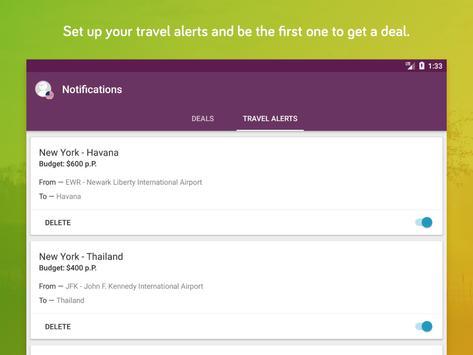 TravelPirates Top Travel Deals screenshot 6