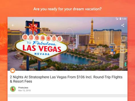 TravelPirates Top Travel Deals screenshot 8