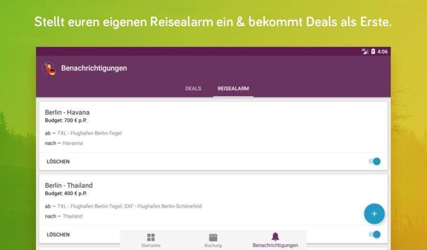 Urlaubspiraten Top Reise Deals スクリーンショット 11