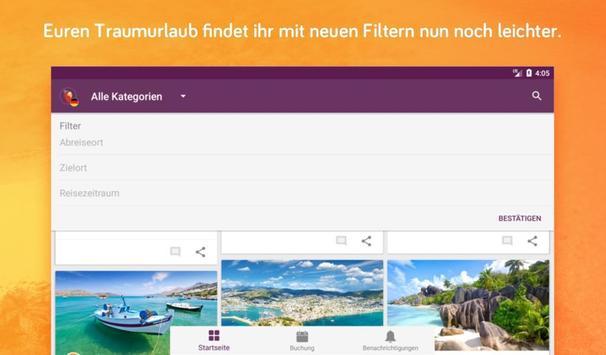 Urlaubspiraten Top Reise Deals スクリーンショット 12