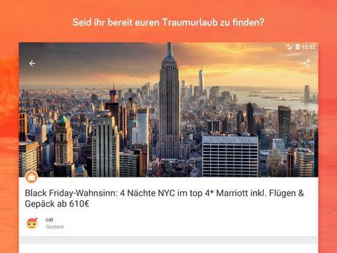 Urlaubspiraten Top Reise Deals スクリーンショット 8