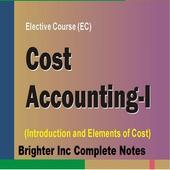 B.Com Cost Accounting icon