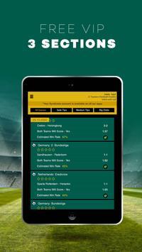 Betting Tips Football captura de pantalla 8