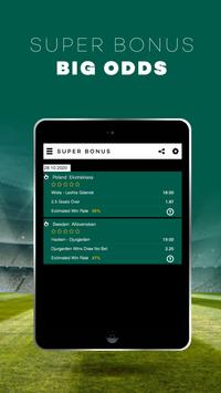 Betting Tips Football captura de pantalla 18