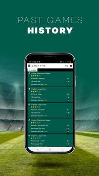 Betting Tips Football captura de pantalla 4