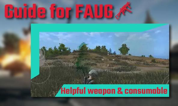 Best Tips and Guide for FAUG screenshot 1