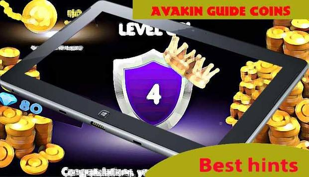 Tips & Tricks for Avakin Live - Get more AvaCoins poster