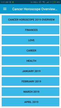Cancer Horoscope Overview 2019 for Android - APK Download