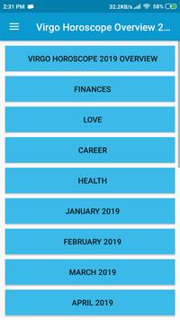 Virgo Horoscope Overview 2019 for Android - APK Download
