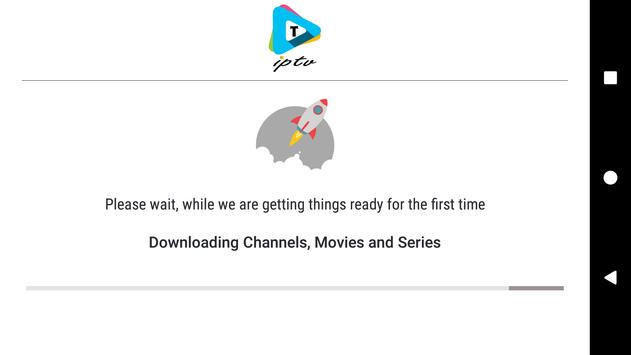 T-IPTV screenshot 2