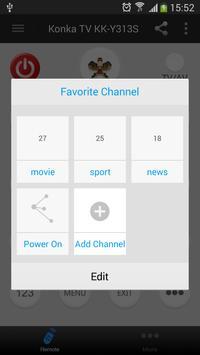 Universal TV Remote-ZaZa Remote screenshot 10