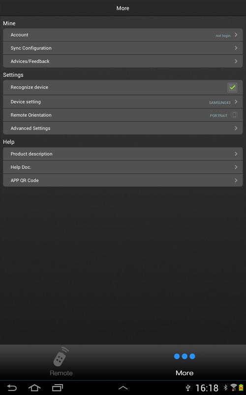 aea8bedcb40e1 Universal TV Remote-ZaZa Remote for Android - APK Download