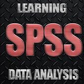 Using SPSS Data Analysis icon