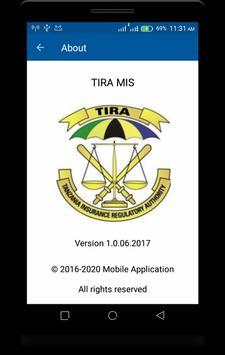 TIRA MIS screenshot 6