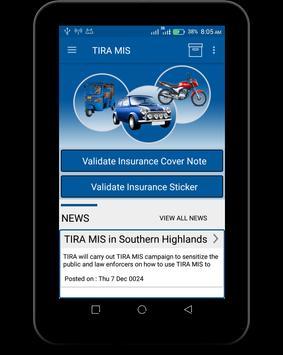 TIRA MIS screenshot 8