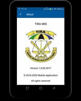 TIRA MIS screenshot 12