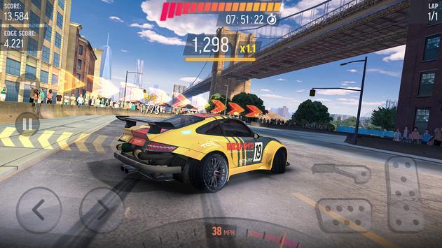 Drift Max Pro captura de pantalla 1