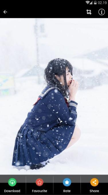Japan Girl Aesthetic Wallpaper For Android Apk Download