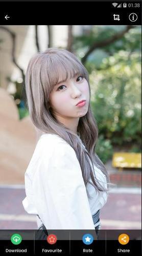Korean Cute Girl Wallpaper Apk 9 0 4 Download For Android