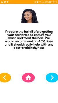Afro Hair Tips screenshot 2