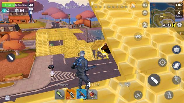 Creative Destruction скриншот 5
