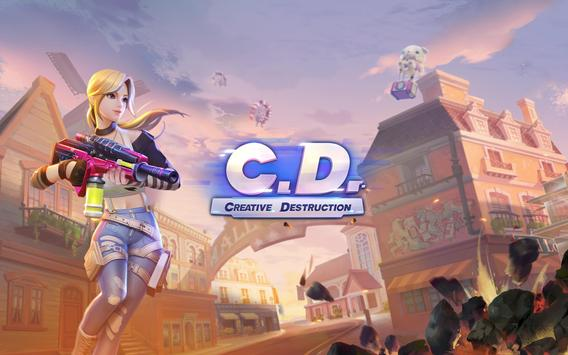 Creative Destruction скриншот 6