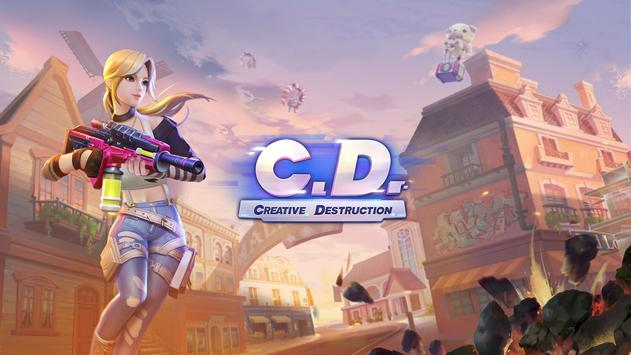 Creative Destruction Poster