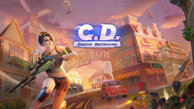 Creative Destruction Cartaz