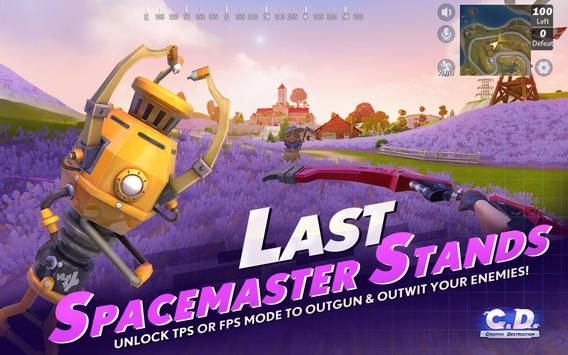 Creative Destruction скриншот 15