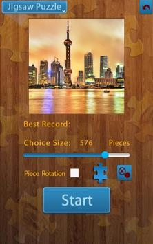 Building Jigsaw Puzzles poster