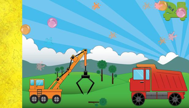 Kids Construction Puzzles screenshot 3
