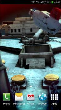 Titanic 3D Pro live wallpaper screenshot 5