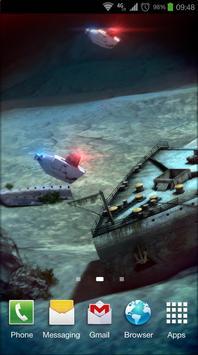 Titanic 3D Pro live wallpaper screenshot 7