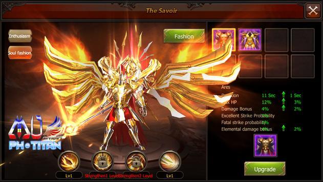 Mu Philippines Titan v7.0 (Free Diamonds) 截图 1