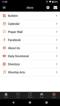 GP Church App screenshot 2