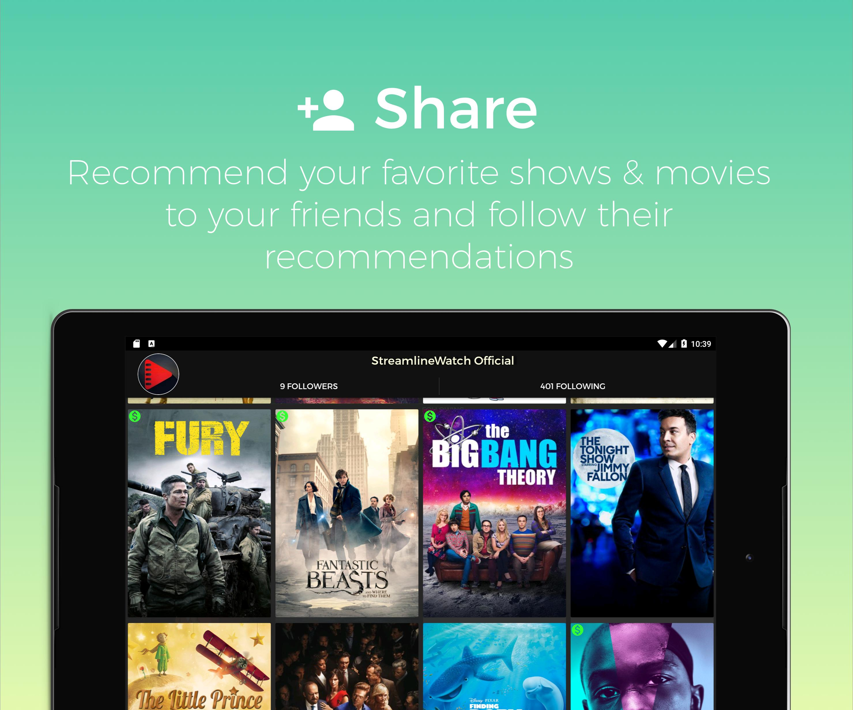 SLW: Hub for Shows/Movies Netflix, Amazon, Hulu    for