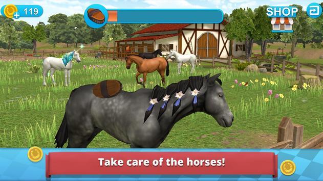 Horse World – Show Jumping - For all horse fans! screenshot 2