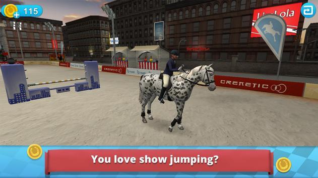 Horse World – Show Jumping - For all horse fans! screenshot 8