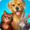 宠物世界 - 我的动物救援 图标