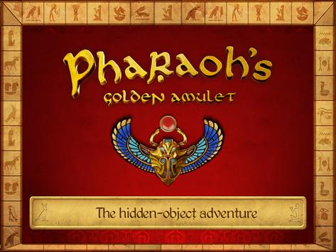 Hidden Objects: Pharaoh Amulet poster