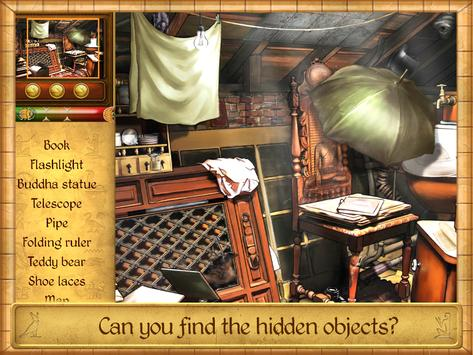 Hidden Objects: Pharaoh Amulet screenshot 11